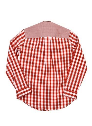 North Of Navy Gömlek Kırmızı